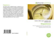 Capa do livro de Magnétisme