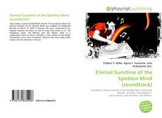 Eternal Sunshine of the Spotless Mind (soundtrack) kitap kapağı