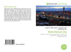 Bookcover of Max's Kansas City