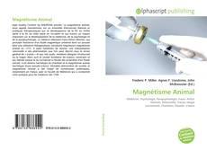 Capa do livro de Magnétisme Animal