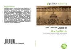 Bookcover of Bloc Québécois