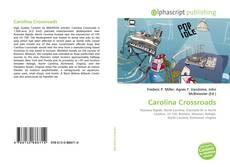 Bookcover of Carolina Crossroads