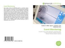 Couverture de Event Monitoring