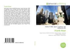 Couverture de Frank Hoar