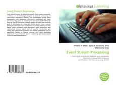 Bookcover of Event Stream Processing