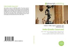 Bookcover of Indo-Greeks (sources)