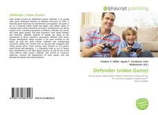 Defender (video Game)的封面