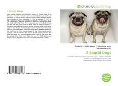 Обложка 2 Stupid Dogs