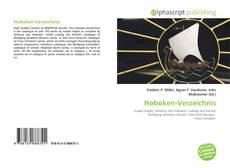 Обложка Hoboken-Verzeichnis