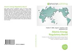 Couverture de Atomic Energy Regulatory Board