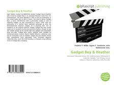 Borítókép a  Gadget Boy - hoz