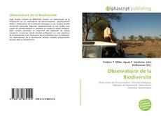 Buchcover von Observatoire de la Biodiversité