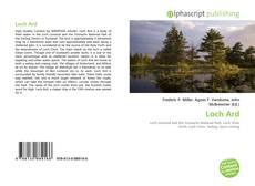 Portada del libro de Loch Ard