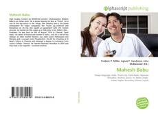 Bookcover of Mahesh Babu