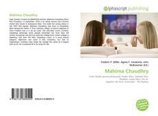 Borítókép a  Mahima Chaudhry - hoz