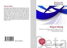 Capa do livro de Wayne Wang