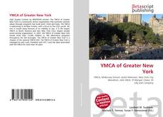 Bookcover of YMCA of Greater New York