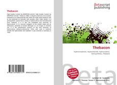 Bookcover of Thebacon