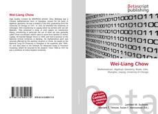 Buchcover von Wei-Liang Chow