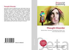 Couverture de Thought Disorder