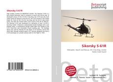 Обложка Sikorsky S-61R