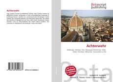 Bookcover of Achterwehr