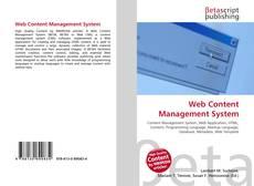 Portada del libro de Web Content Management System