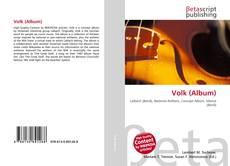 Bookcover of Volk (Album)