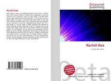 Rachel Dax kitap kapağı