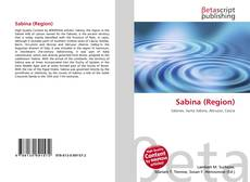 Bookcover of Sabina (Region)