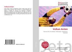 Volkan Arslan kitap kapağı