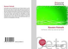 Bookcover of Naveen Patnaik