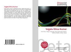 Buchcover von Vajjala Shiva Kumar