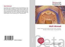 Wafi Ahmad的封面