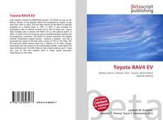 Buchcover von Toyota RAV4 EV