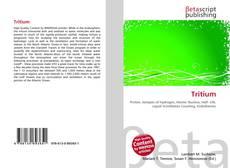 Bookcover of Tritium