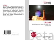 Buchcover von Achund