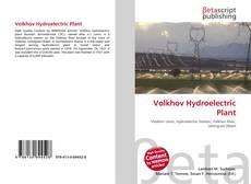 Borítókép a  Volkhov Hydroelectric Plant - hoz