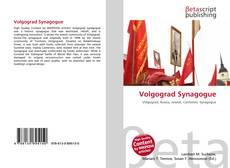 Bookcover of Volgograd Synagogue