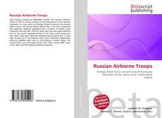 Copertina di Russian Airborne Troops