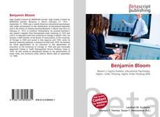 Bookcover of Benjamin Bloom