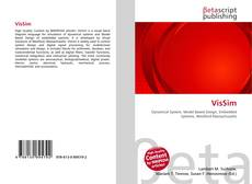 Bookcover of VisSim