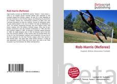 Rob Harris (Referee) kitap kapağı