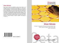 Bookcover of Silver Nitrate