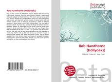 Couverture de Rob Hawthorne (Hollyoaks)