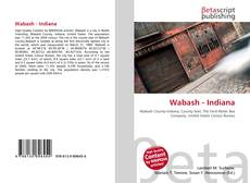 Bookcover of Wabash - Indiana