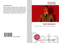 Bookcover of Volk Meditsch