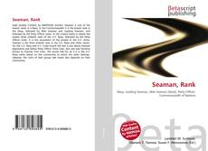 Bookcover of Seaman, Rank