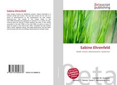 Bookcover of Sabine Ehrenfeld