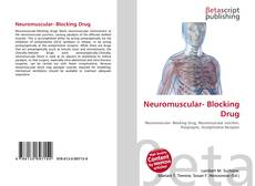 Обложка Neuromuscular- Blocking Drug